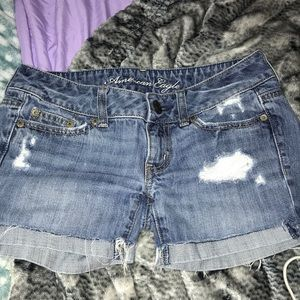 American Eagle Outfitters Shorts - 🍉American Eagle distressed shorts